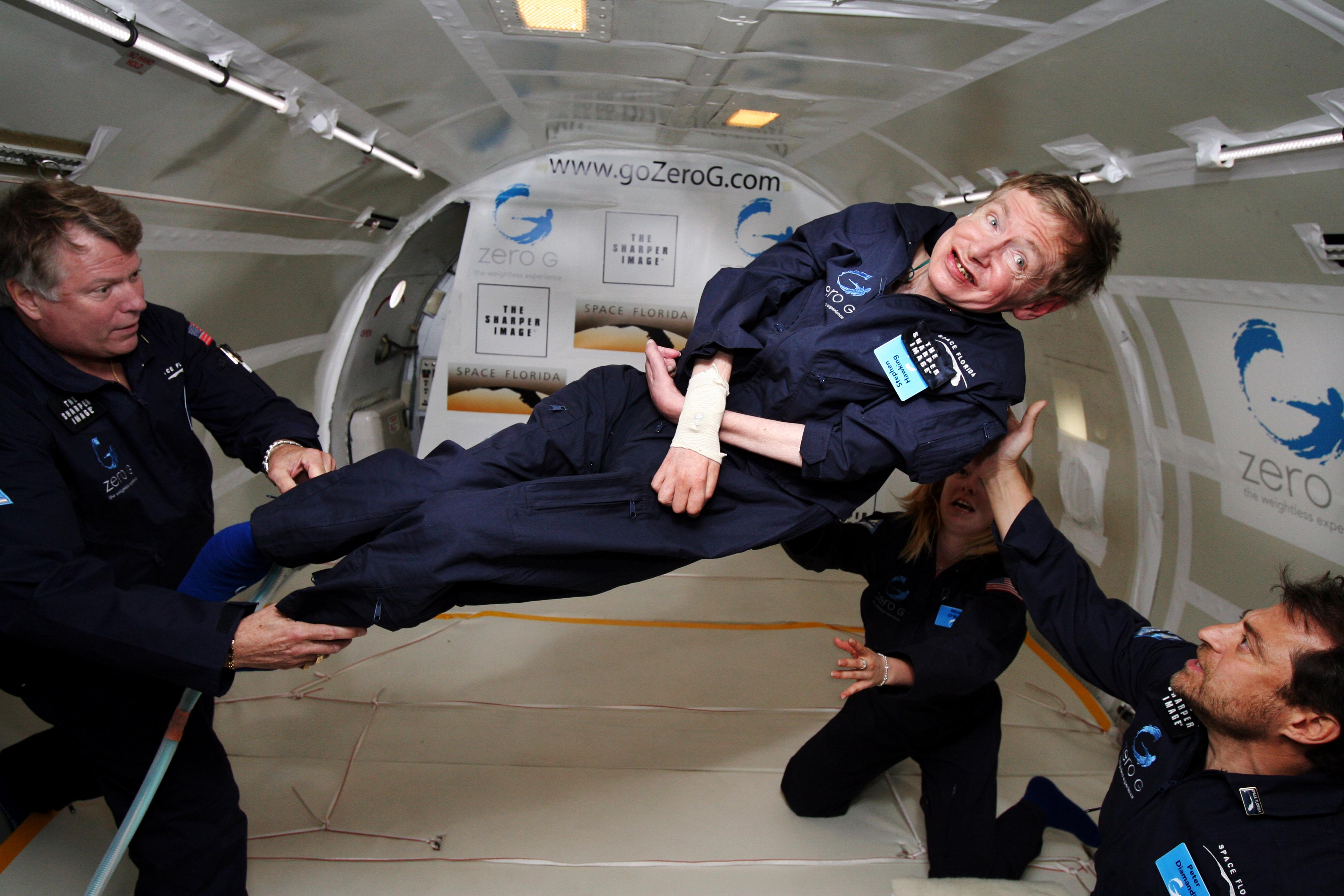 Stephen Hawking: His Life, and His Advice to People with Disabilities - Blog